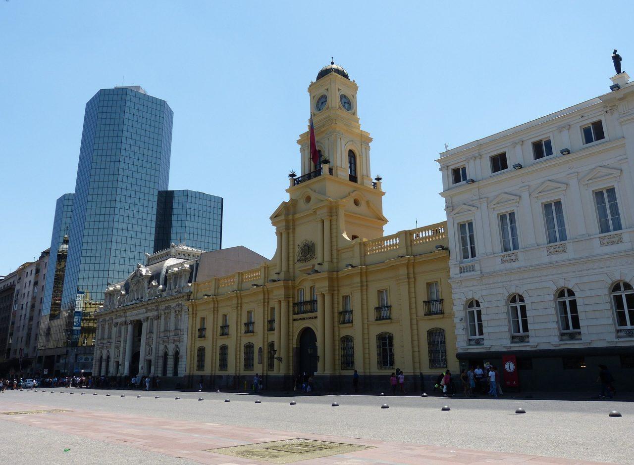 Чили, Сантяго де Чили