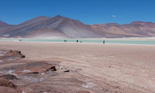 Чили, пустинята Атакама